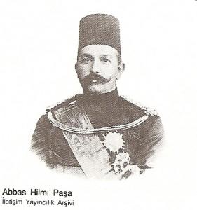 Abbas Hilmi Paşa