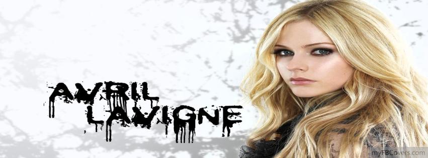 Avril Lavigne facebook kapak resmi