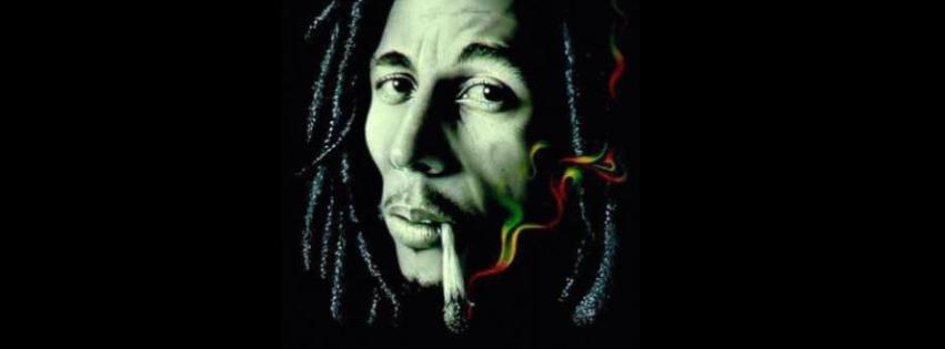 Bob Marley facebook kapak resmi