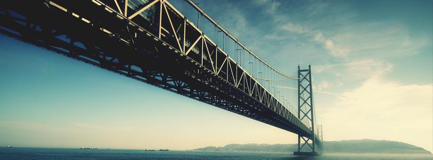 Bridge facebook cover
