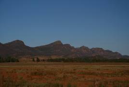 Flinders Sıradağları