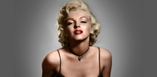 Marilyn Monroe facebook cover kapak