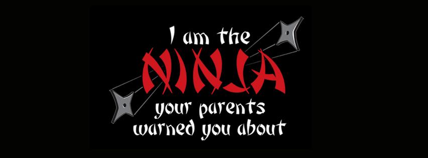 Ninja Facebook Kapak Fotografı