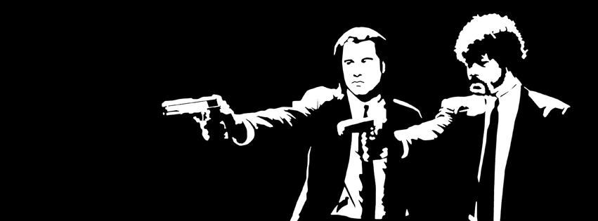 Pulp Fiction facebook kapak resimleri