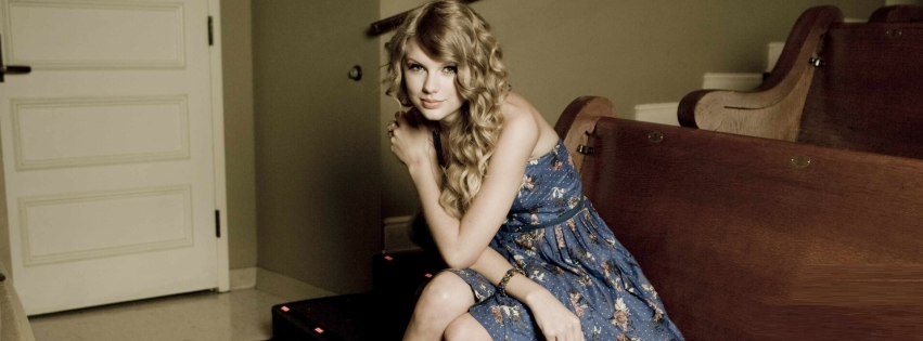 Taylor Swift facebook kapak fotosu