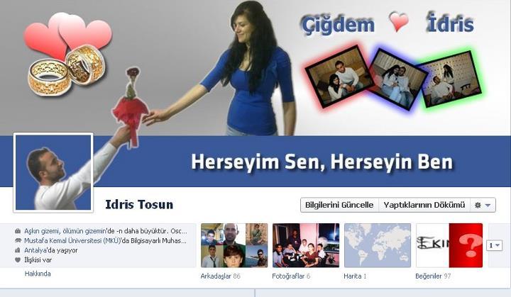 aşk facebook kapakları