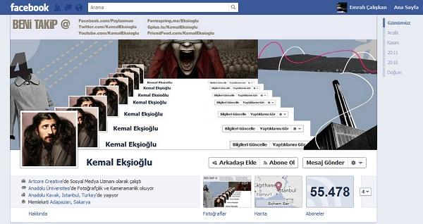 facebook kemal ekşioğlu kapak fotosu