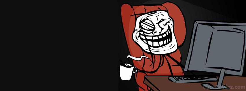 facebook zaman tuneli troll resmi