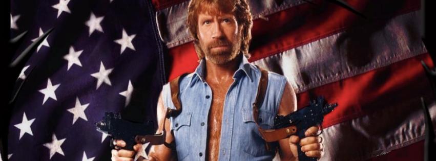 Chuck Norris facebook kapak cover
