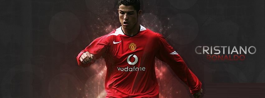 Cristiano Ronaldo facebook kapak