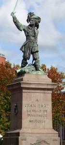 Jean Bart statue Dunkirk