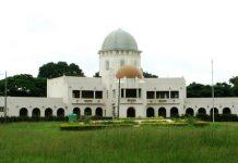 Kaduna lugard Binası Nijerya lugard hall