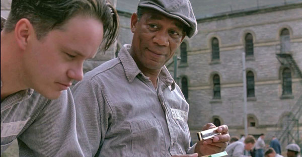 The Shawshank Redemption facebook cover