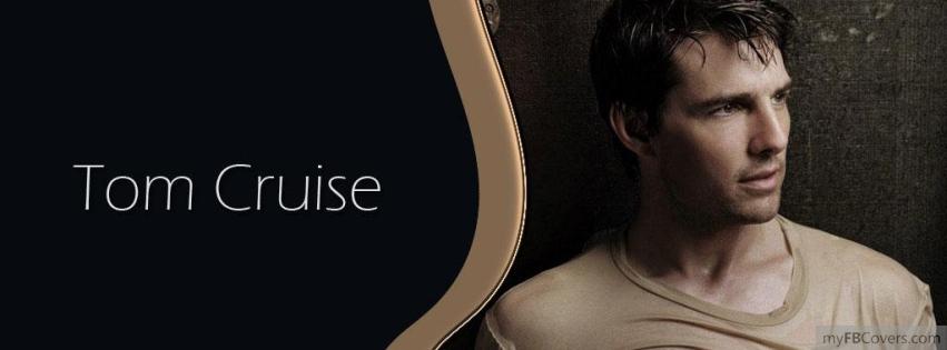 Tom Cruise facebook kapak resmi