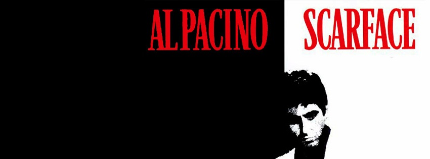 alpacino scarface facebook kapak