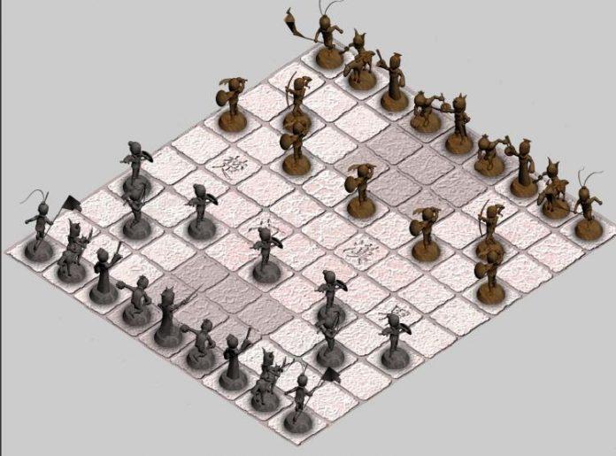 çin satrancı
