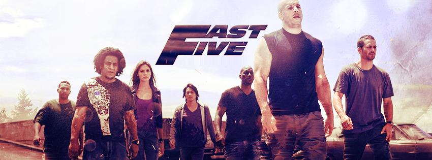 fast five facebook cover kapak fotoğrafı