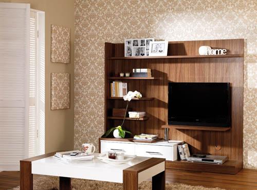 Fusion TV Sehpa+Masa+Sandalye+Sehpa