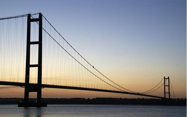Humber köprüsü