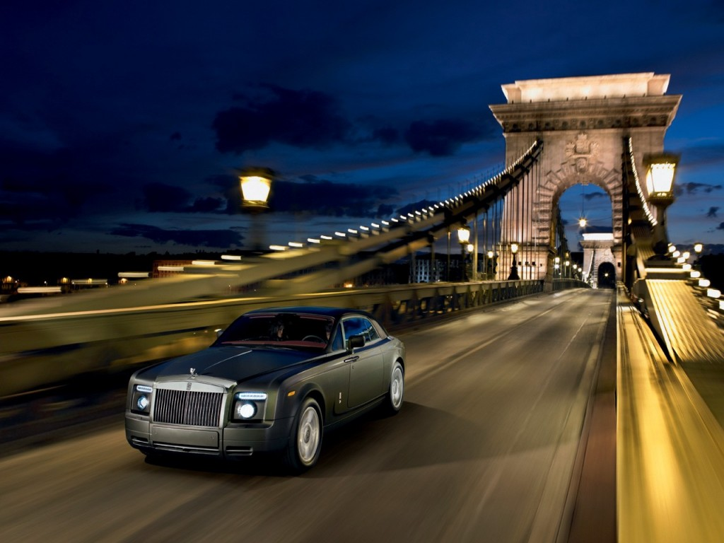 Rolls-Royce Phantom Automotive