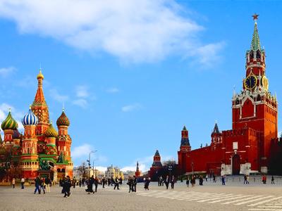 Moskova tatil
