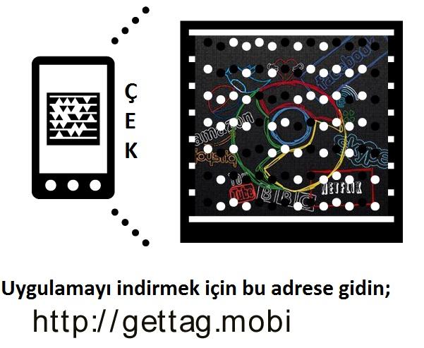 microsoft tag Custom Tag Barkod