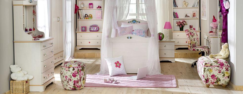Çilek genç odası ve Doğtaş genç odası modelleri