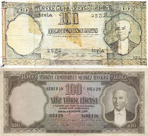 ilk sahte para
