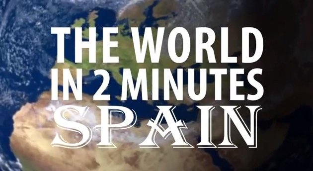 The World in 2 Minutes Spain
