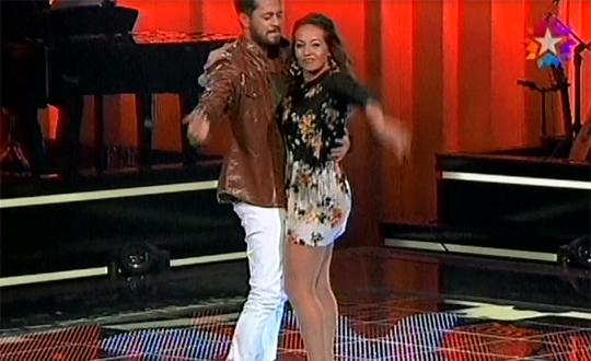 Murat Boz ile dans