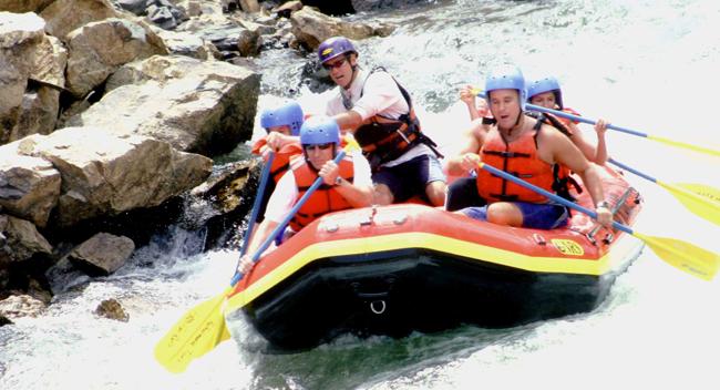 düzce-rafting