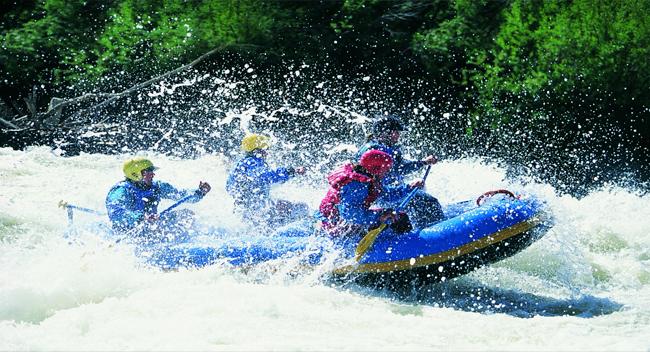 melen-rafting