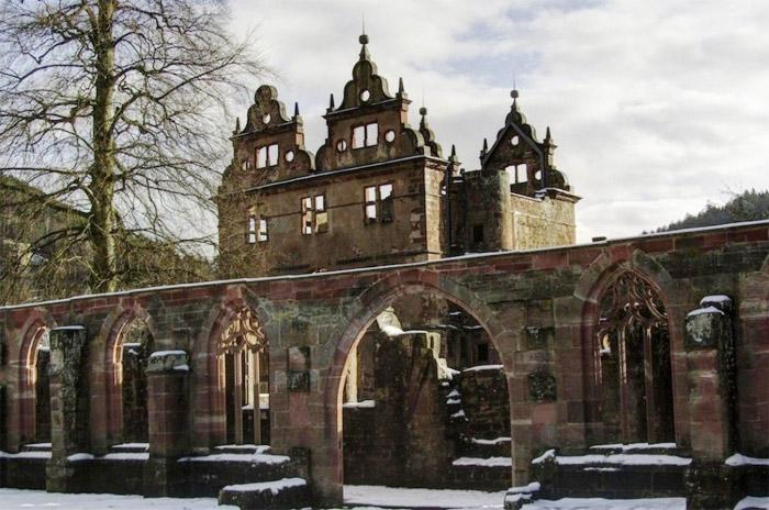 15th-century-monastery