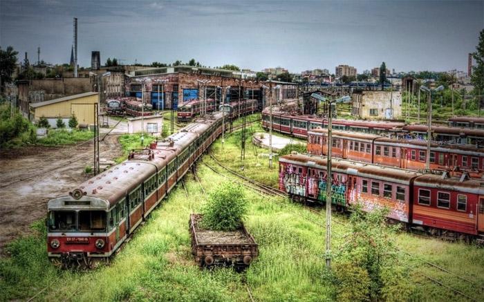 Czestochowa-tren-gari
