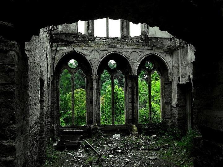 Hafodunos-Hall