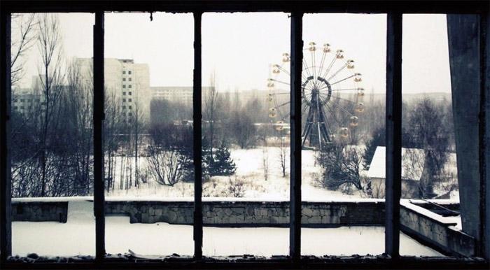 Pripyat-Ukraine