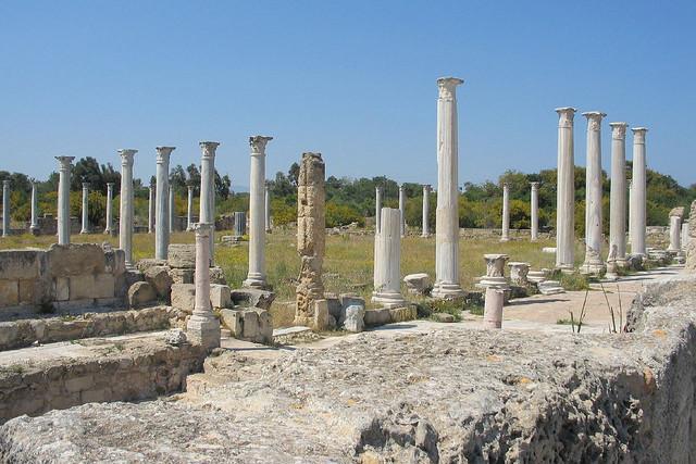 Salamis Antik Şehri